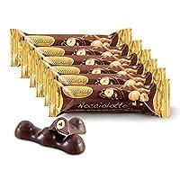 Caffarel 口福莱 榛仁夹心巧克力制品33g*6(意大利进口)(亚马逊自营商品, 由供应商配送)