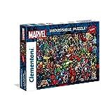Clementoni 39411 - 不可能的拼图 - Marvel - 1000 块装,多色