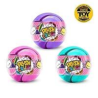 Plush Crush — 拼图粉碎球,惊喜收藏人物,礼物 — 3 件装