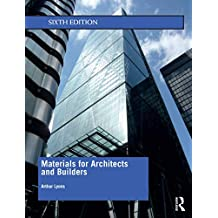 Materials for Architects and Builders (English Edition)
