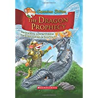 The Dragon Prophecy (Geronimo Stilton and the Kingdom of Fantasy, No.4)