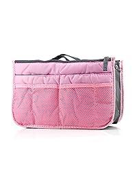 GEARONIC TM 插入袋钱包整理袋,手提包袋,手提袋,手提袋,旅行化妆品,女士 小号