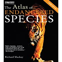 The Atlas of Endangered Species (The Earthscan Atlas) (English Edition)