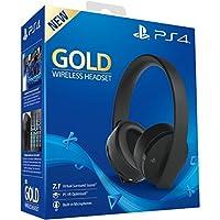 PlayStation 4 金色无线耳机