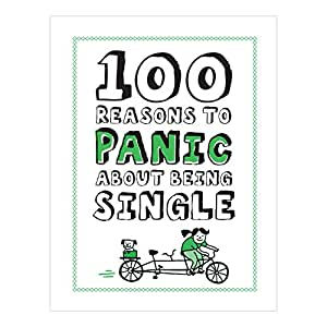 Knock Knock 100 Reason to Panic About Being Single (50046)