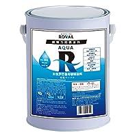 ROVAL水性罗巴鲁冷镀锌涂料5kg 水性有机富锌涂料 水性重防腐涂料