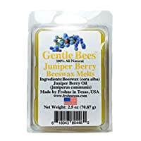 Gentle bees Juniper BERRY beeswax melts
