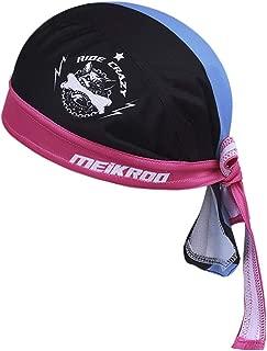 JINTN 摩托车骑行头巾速干*吸汗海盗帽骷髅帽运动头巾