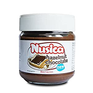 Nusica 纽斯卡 榛子可可酱 200g(荷兰进口)(特卖)