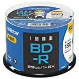 Victor Victor 录像用VBR130RP50SJ2 1次录像用 片面1層(25GB)