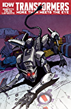 Transformers: More Than Meets the Eye (2011-) #42