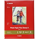 CanonInk 照片纸加光面 8.5' x 11' (20 Sheets)
