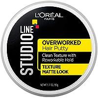 L'oreal LOreal 工作室系列多层发卡 1.7盎司