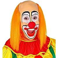 Widmann 10280 小丑直发中性款 - 成人,橙色,均码