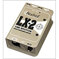 Radial Engineering LX-2 被动式 线路分配器