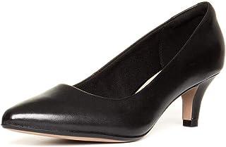 Clarks 女士Linvale Jerica闭趾高跟鞋