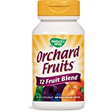 Nature's Way Orchard Fruits, 60 Vcaps (Pack of 2)