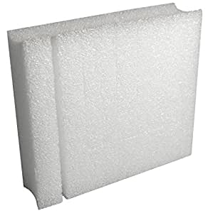 EcoBox Ublox 8 x 7 Inches Tear Off Sides Edge Protectors
