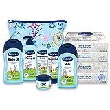 Bübchen 婴儿护理入门套装(7 种产品)