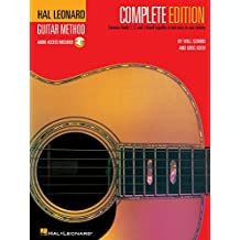 Hal Leonard Guitar Method,  - Complete Edition: Books 1, 2 and 3 with Audio (English Edition)