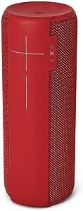 Logitech UE Megaboom无线蓝牙音箱 户外随身便携音响 RED 红色(美国品牌 香港直邮)