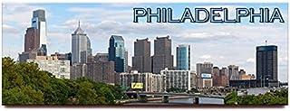 费城全景冰箱磁贴宾夕法尼亚旅行纪念品
