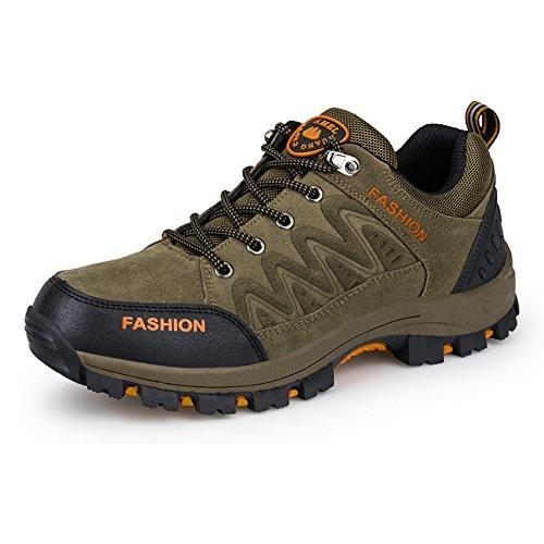 BANNATE 班纳特 WJF727 厚底 防滑耐磨 旅游登山鞋