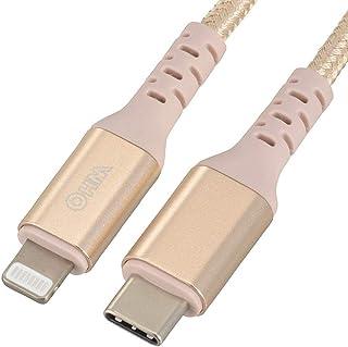 OHM Audio线长 Type-C/闪电线 1.8m SIP-L18TCH-N