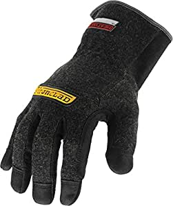 Ironclad HW4-02-S Heatworx Reinforced Gloves, Small