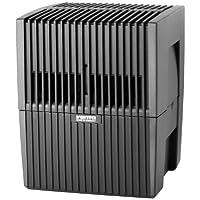 Venta 德国进口静音小型空气净化器卧室水过滤加湿除PM2.5异味LW15 黑色