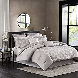 Madison Park Wendover 8 Piece Comforter Set