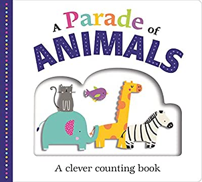Picture Fit Board Books: A Parade of Animals : A Counting Book.pdf
