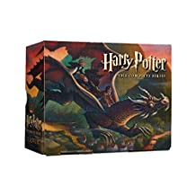 (进口原版) Harry Potter Paperback Box Set (Books 1-7) 哈利波特 1-7 套装