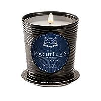 Aquiesse Moonlit 花瓣豪华锡蜡烛