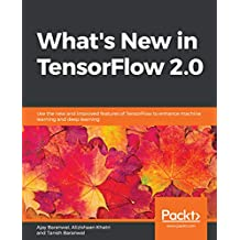 What's New in TensorFlow 2.0: Use the new and improved features of TensorFlow to enhance machine learning and deep learning (English Edition)