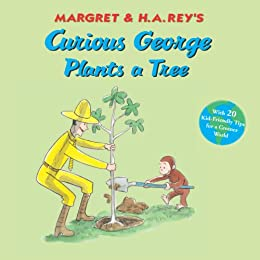 """Curious George Plants a Tree (English Edition)"",作者:[Rey, H. A.]"