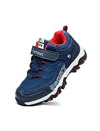 feetmat 跑鞋儿童防水户外徒步运动鞋