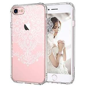 iPhone 7 Case - T7 Henna Series Henna Flower