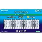 松下 eneloop AA 新款2100周期镍氢预充电可充电电池
