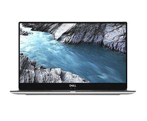 Dell XPS 13 9370 Ultrathin 笔记本电脑(英特尔酷睿 i7-8550U,16GB 内存,英特尔 UHD 显卡 620 带共享图形内存,Win 10 家庭版)银色