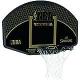 SPALDING NBA 复合电风扇 BASKETBALL backboard 标志–黑色
