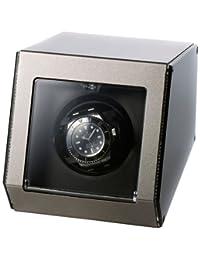 Raoul U Braun 手表手表 Ferrum 款式 1 手表灰色铝质外壳 Watchwinder