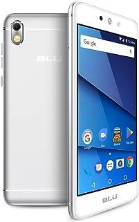 Blu Grand M2 無鎖雙 SIM 智能手機安卓棉花糖 GSM 手機(銀色))