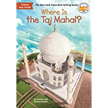 Where Is the Taj Mahal? (Where Is?) (English Edition)