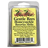 Gentle Bees Honeysuckle Beeswax Melts for Candle Making