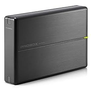 Mediasonic ProBox HDL-SU3 3.5 英寸 SATA 硬盘盒 - USB 3.0 超速,针对 UASP 和 SATA 3 (K32-SU3) 进行了优化HDL-SU3