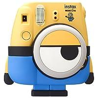 instax 小黄人相机–黄色 / 蓝色