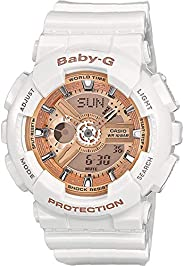 Casio 卡西歐 Baby-G 女士手表 BA-110-4A1ER