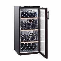 利勃海尔(LIEBHERR) WKb4112 395升 Barrique独立式藏酒柜