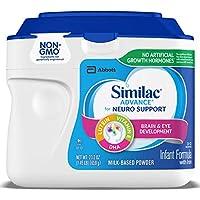 Similac Advance Non-GMO Infant Formula, Powder, 23.2 Ounces